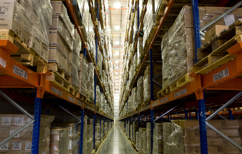 Cool Temperature Controlled Warehouse | Global Shipping & Logistics LLC