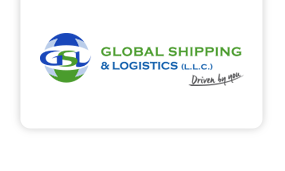 Company Logo | Global Shipping & Logistics LLC