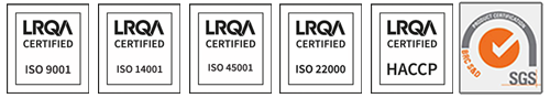 ISO Certified - Quality & Certifications | Global Shipping & Logistics LLC